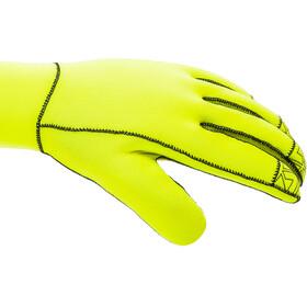 Sealskinz M's Neoprene Gloves Black/Hi Vis Yellow